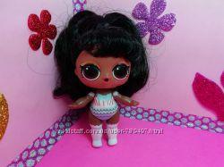 Кукла lol Оригинал, серия hairgoals королева красоты Her Majesty mga в скаф