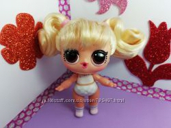Кукла Lol серии Hairgoals с волосами Oops Baby меняет цвет Оригинал MGA