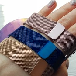 Ремешок для часов Apple Watch Melanese Loop миланская петля 38/40мм