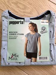 Пижама Pepperts для девочки 122/128