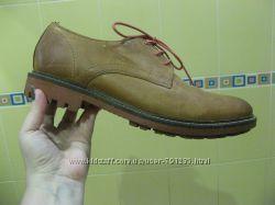Туфли Ikon 43 кожа  и H&M 44
