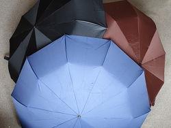 Umbrella men Зонт, Зонтик мужской унисекс Автомат Антиветер Эпонж