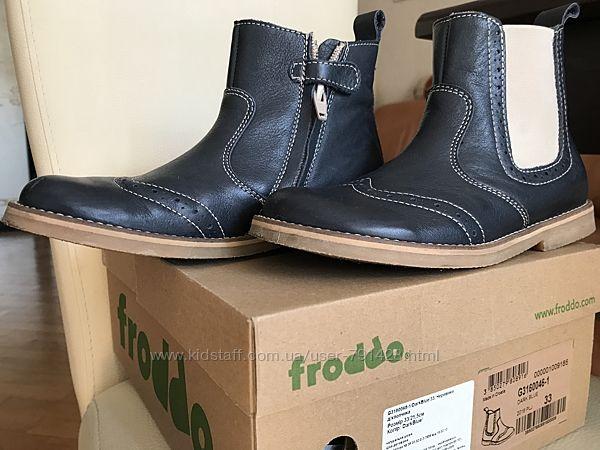 Ботинки Froddo 33 р.