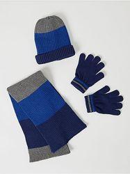 Комплект шапка шарф George 2-4 г.