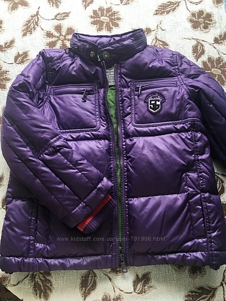 Street Gang курточка пуховик 7-8 лет