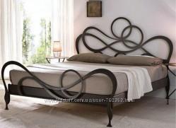 Кровать кованая от производителя