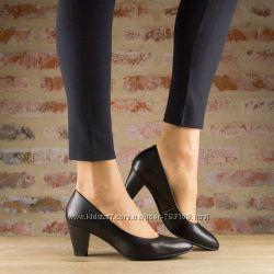Изумрудные туфли 24см 37р Tomaris