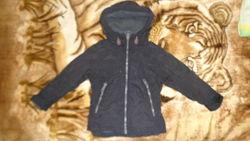 Курточка еврозима 98-104 на флисе
