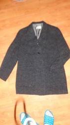 Брендовое итальянское пальто пиджак 46р