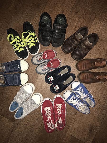 Разная обувь для мальчика 25-31 р.
