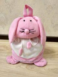 Рюкзак для девочки Розовый заяц бренд H&M
