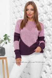 Красивый, оригинальный свитер кофта