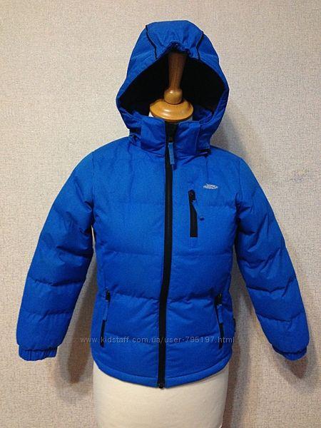 Куртка зимняя Trespass, 5-8 лет, рост 110-128