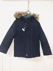 Деми куртка р128/134 gap