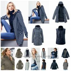 Куртка парка дождевик пальто всепогоднее 3в1 S M Tchibo Германия