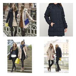 Куртка пальто парка осень-зима еврозима S 36 M 42 Esmara Германия