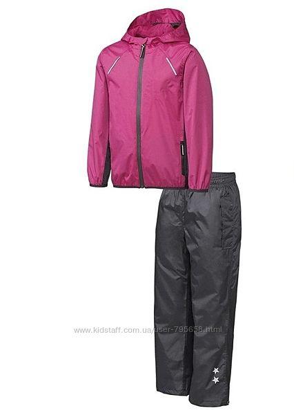 Костюм дождевик куртка штаны 158-164 XS S Crivit Германия