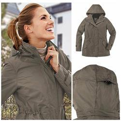 Парка куртка дождевик S 36 S 38 М 40 42 евро TCM Tchibo Германия