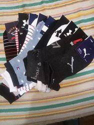 Набор мужских носков 10 шт. размер 41-45 и 36-41 состав хлопок  эластан