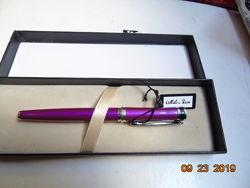 Ручка женская Wilhelm Buro WB112 капиллярная в подарочном футляре