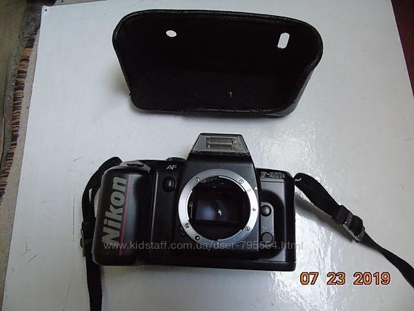 Фотоаппарат Nikon F401x body made in Japan