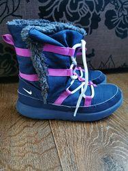 Зимние сапоги, ботинки Nike для девочки
