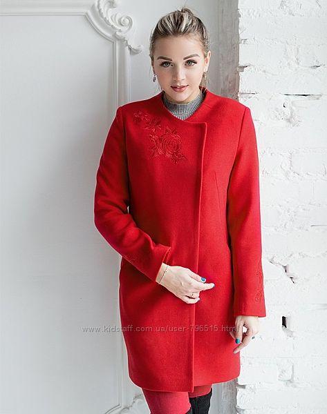 Очень красивое кашемировое пальто , размер 44