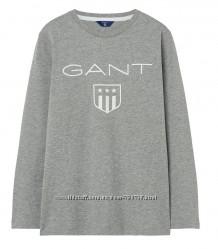 Лонгслив, футболка с длинным рукавом GANT, оригинал, новые