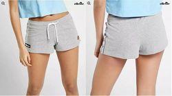Женские шорты марки Ellesse с лампасами, оригинал, новые