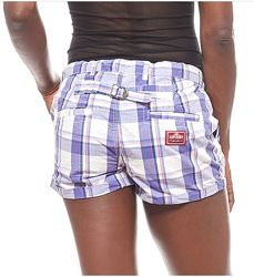 Женские шорты марки Superdry, оригинал, новые