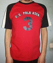 Футболка фирмы U. S. Polo Assn, оригинал, новая
