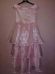 Нарядное бальное платье на принцессу