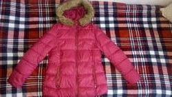 Куртка zara girls на девочку 11-12 лет, рост 152 см. Испания.
