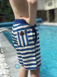 Трикотажные и джинсовые летние шорты для мальчиков модных расцветок