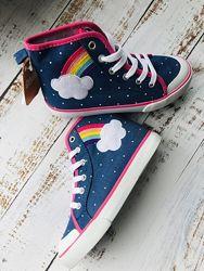 Демисезон. обувь для девочек европейских и американских марок H&M, Gymboree