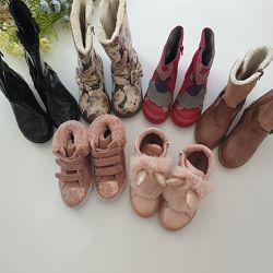 демисезонная обувь для девочки