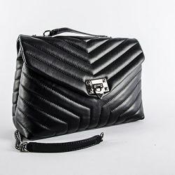 кожаная женская сумка VIRGINIA CONTI Италия