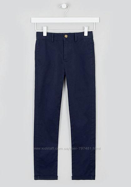 Брюки чинос slim, джинсы stretch Matalan Англия рост 152-158-164см 13лет