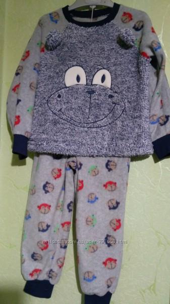 Пижама Matalan, теплая