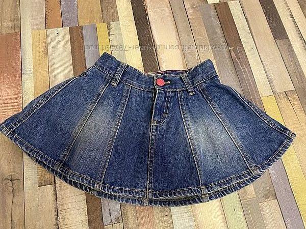 Джинсовая юбка OshKosh как новая