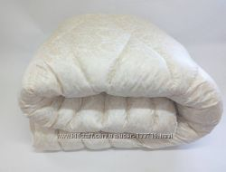 Одеяло лебяжий пух искусственный 1, 5сп, 2сп, евро