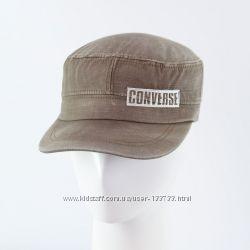 Стильная кепка немка с логотипом Converse, цвета разные