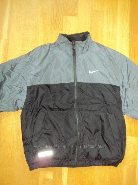 Двусторонняя курточка Nike р. 152-158