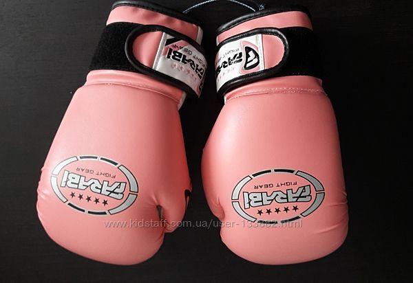 Боксерские перчатки Farabi 6-OZ