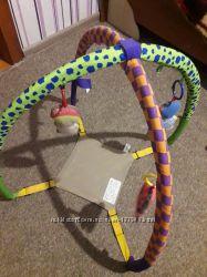 Складывающийся коврик для игр с дугами Ks Kids