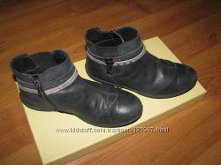 Девочке осенние ботиночки ЕССО 33 р-р
