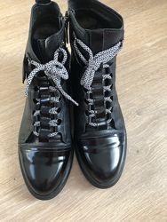 Осенние ботинки Sasha Fabiani 39 размер