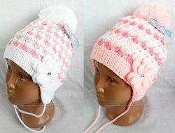 Зимняя шапочка Alex Украина, 2 расцветки, р-р 48. В наличии.
