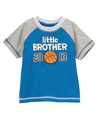 Футболка Little brother Gymboree, р-ры 2т, 4т. В наличии.