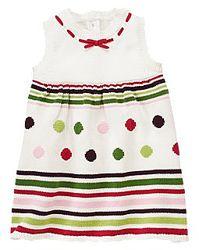 Платье вязаное Gymboree, 4т. В наличии.